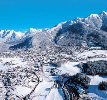 Luxury ski holiday Austria