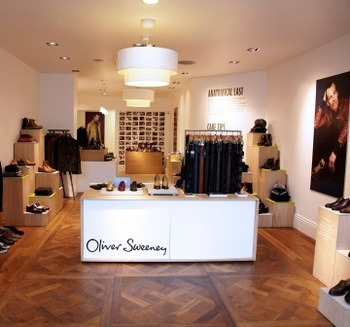 Oliver Sweeney Kings Road