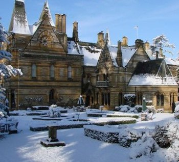 Stratford Upon Avon luxury hotel winter