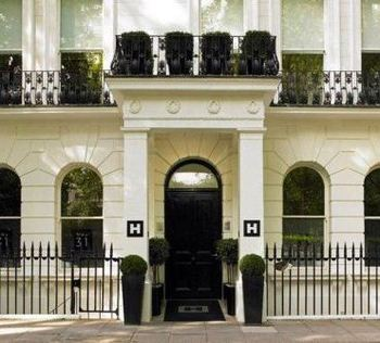 Luxury hotel Notting Hill The Hempel Hotel