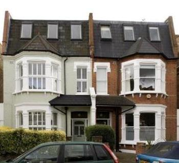 Fulham terrace house SW6
