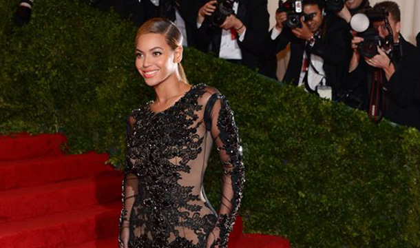 Beyonc Knowles Met Gala