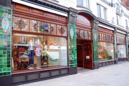 Anthropologie Kings Road London
