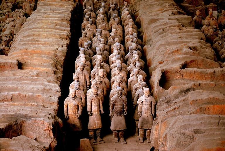 Field museum   terracotta wariors