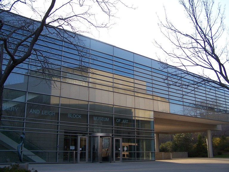 Nu block museum of art