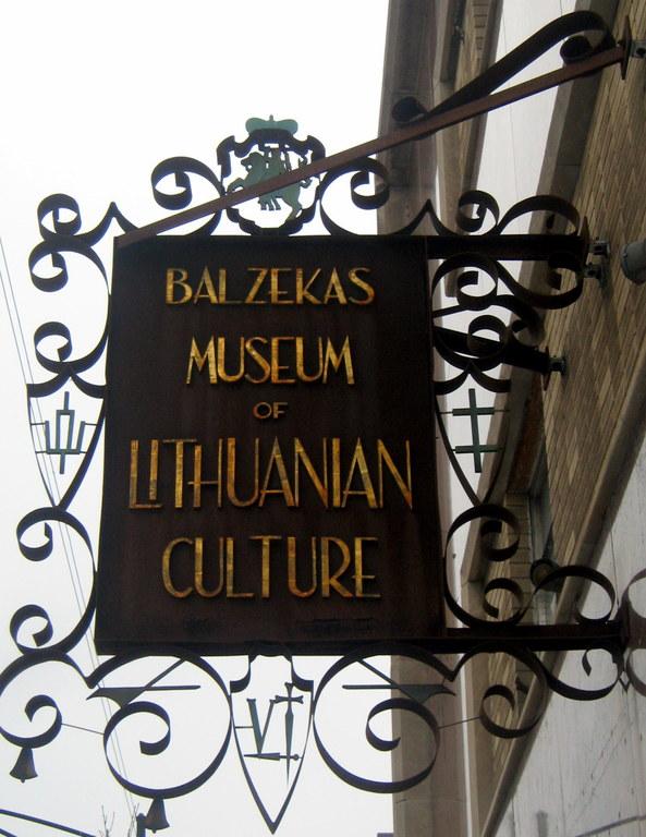 Balzekas museum of lithuanian culture