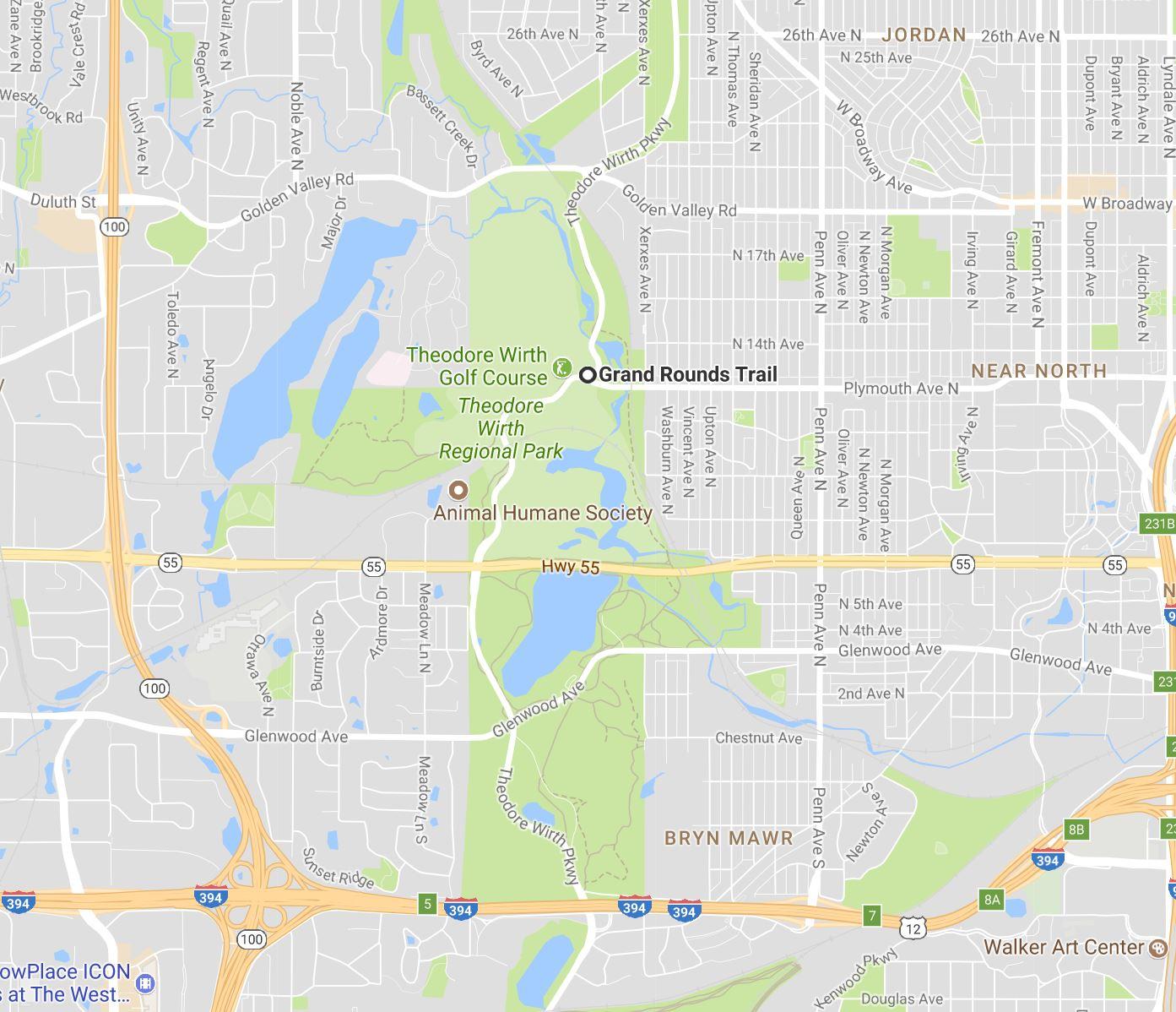 Where to Run in Minneapolis Meet Minneapolis