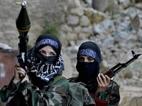 kobani-women