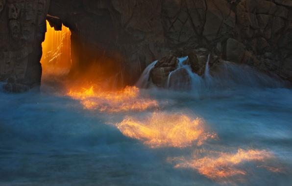 priroda-skala-skaly-voda