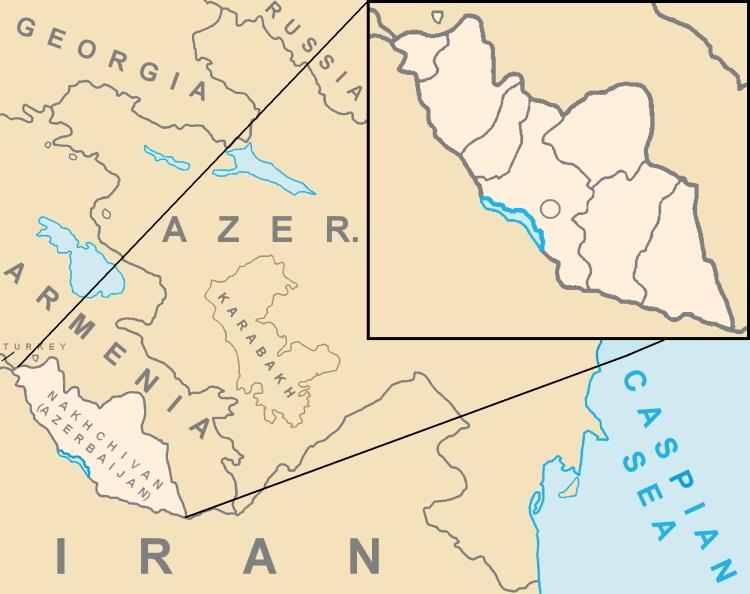 Azerbaijan-Nakhichevan