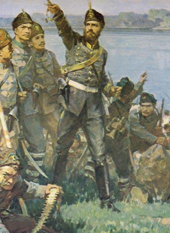 Botevata cheta sliza na dunavskia briag-Gudjenov