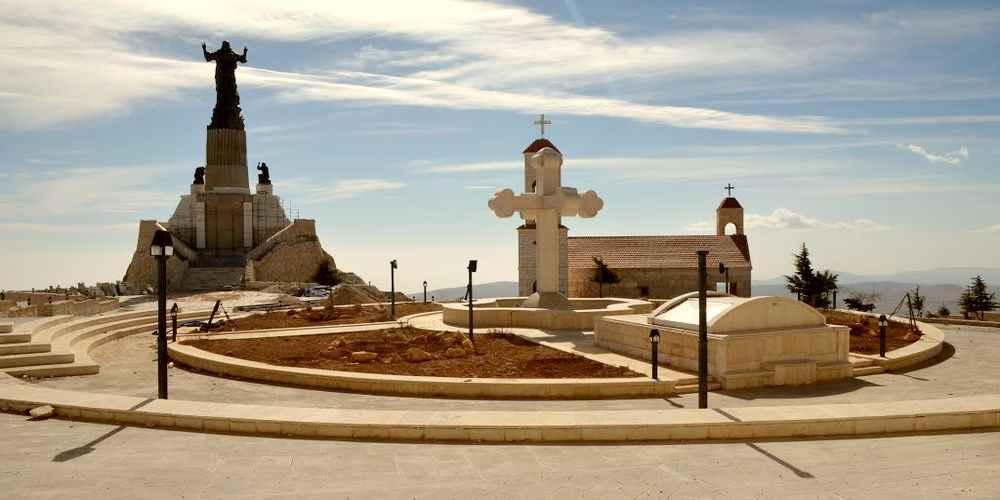 Монастырь Херувимов в Сирии