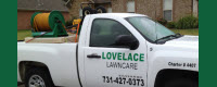 Website for Lovelace Lawn Care