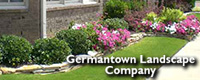 Website for Germantown Landscape Company