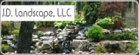 Website for JD Landscape, LLC