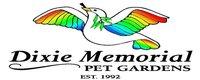 Website for Dixie Memorial Pet Gardens, LLC