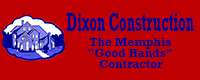 Website for Dixon Construction