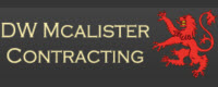Website for McAlister Contracting
