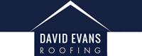 Website for David Evans Roofing