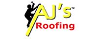 Website for AJ's Roofing