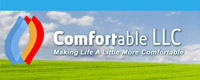 Website for Comfortable, LLC