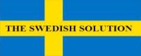 Website for The Swedish Solution, Inc.
