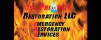 Website for 1st. Priority Restoration, LLC
