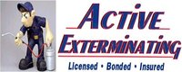 Website for Active Exterminating, LLC
