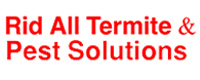 Website for Rid All Termite & Pest Solutions