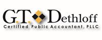 Website for G.T. Dethloff, C.P.A.,PLLC