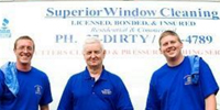 Website for Superior Window Cleaning