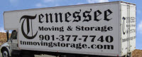 Website for Tennessee Moving & Storage