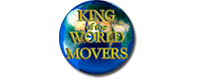 Website for King Of The World Movers, LLC