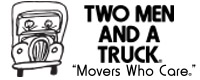 Website for Two Men & A Truck Ⓡ