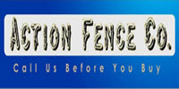 Website for Action Fence Company