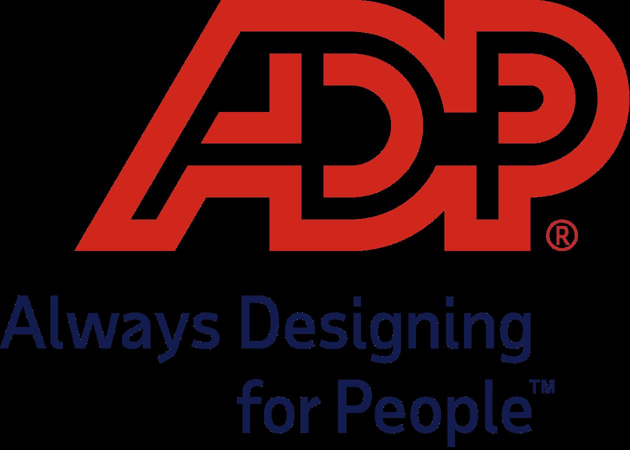 ADP Always Designing for People标志
