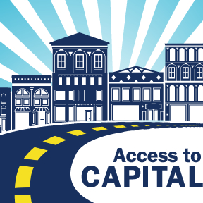Access to Capital logo