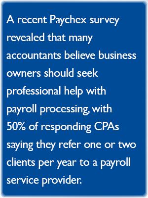 recent Paychex survey