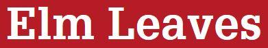 Elm Leaves logo