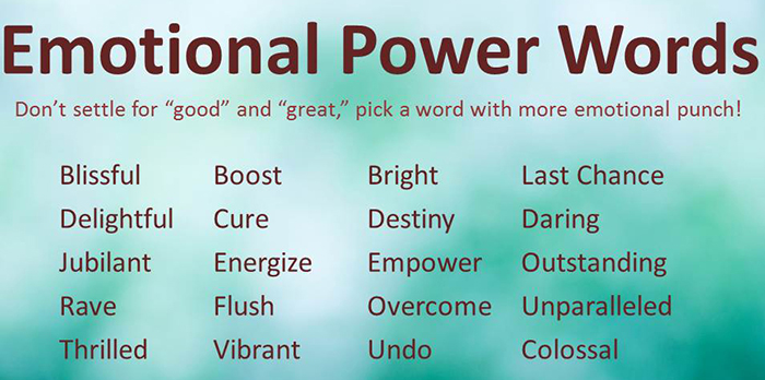 Seduce Your Readers: The Proven Emotional Power of Words