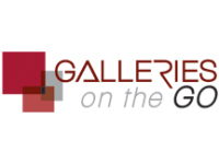 Galleries on the Go logo