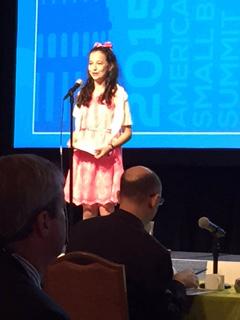 Young Entrepreneur Winner Kayla Abramowitz | Palm Beach SCORE