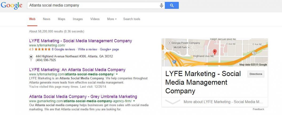 LYFE on Google