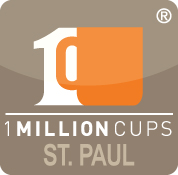 1 Million Cups St. Paul Logo