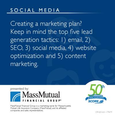 Creating a marketing plan? image