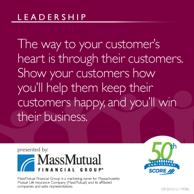 MassMutual Leadership Meme