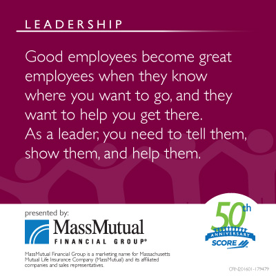 MassMutual Leadership Meme about Good Employees