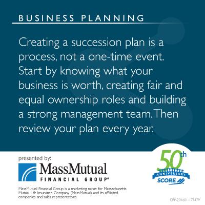 MassMutual Business Planning Meme