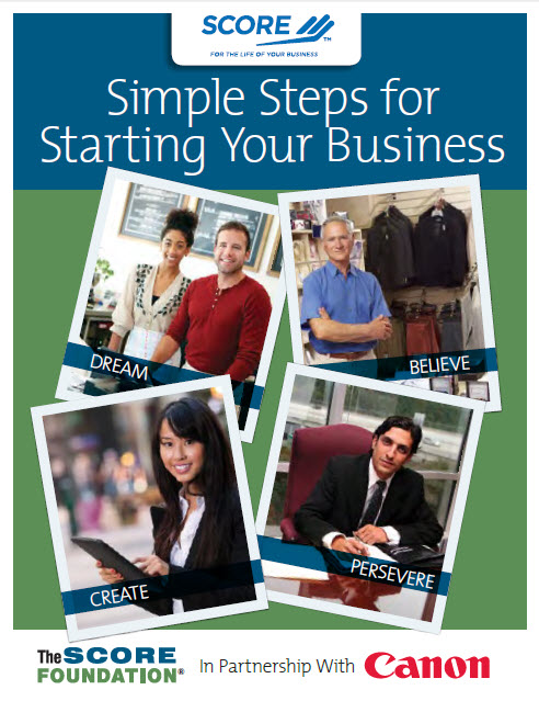 Simple Steps for Starting Your Business Workbook