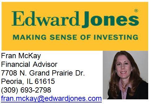 Fran McKay, Financial Advisor, Edward Jones